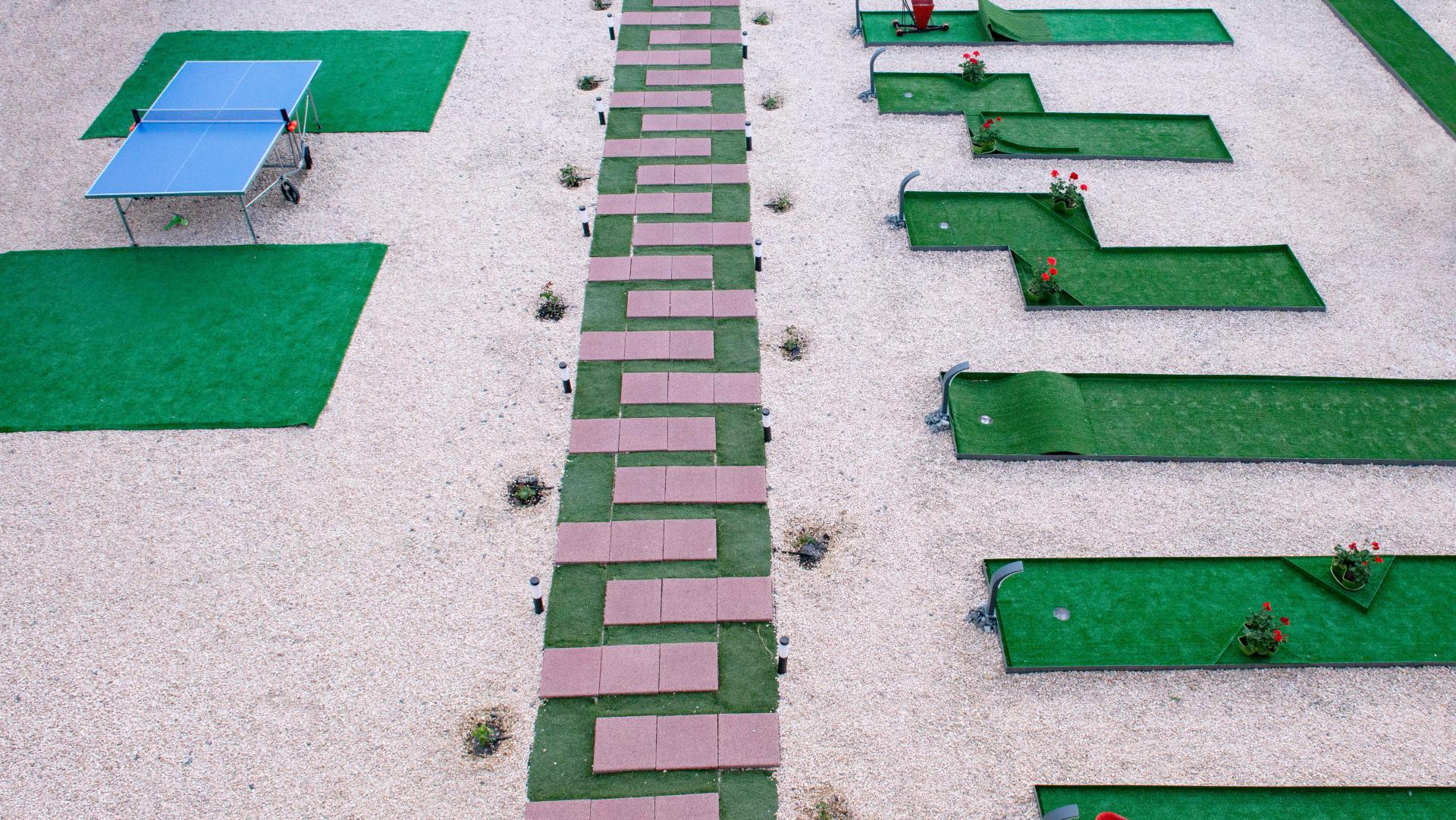 ping pong x golf